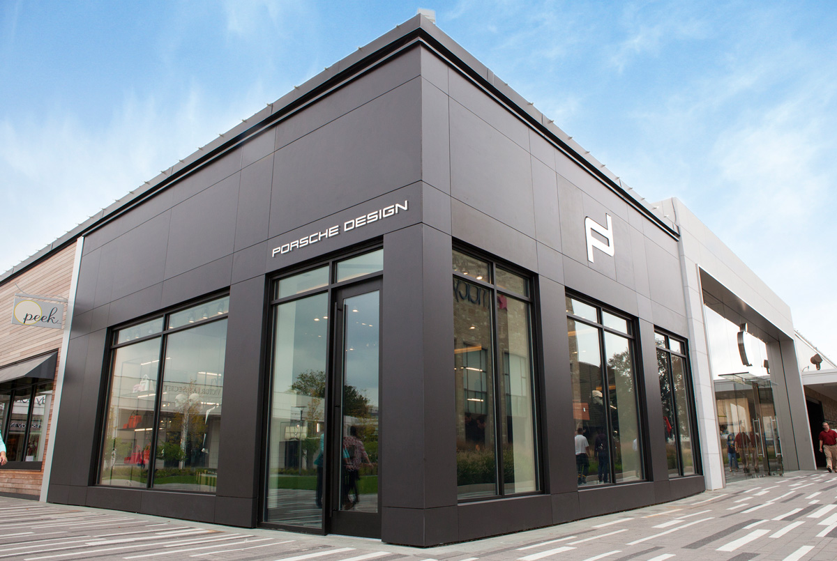 PORSCHE DESIGN BOUTIQUE