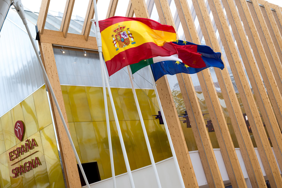 SPAIN PAVILION EXPO MILANO 2015